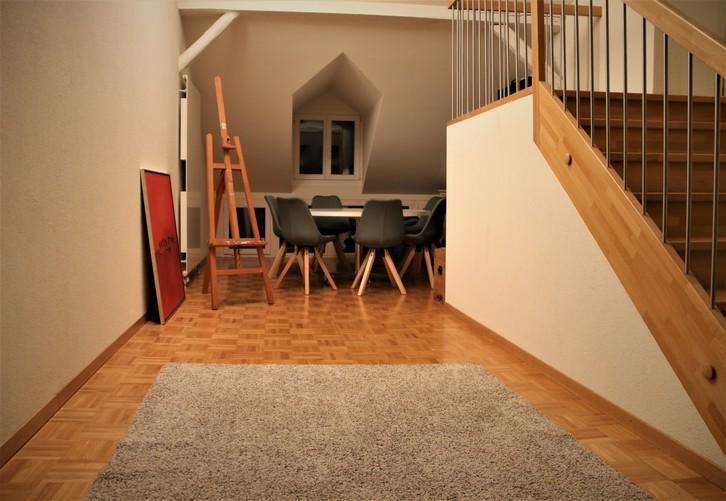 Grosses WG-Zimmer in frisch renovierter Altstadt-Wohnung 4