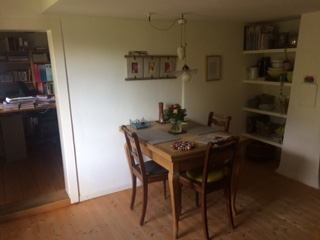 Lauschige 4 1/2 Zimmer Wohnung in Fachwerkhaus in Maugwil / Nähe Wil 3