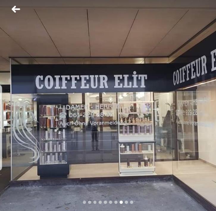 Coiffeur Laden zu verkaufen 4057 Basel