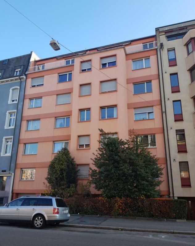 Sanierte 2.5-Zimmerwohnung im Iselin-Quartier !!! 4055 Basel