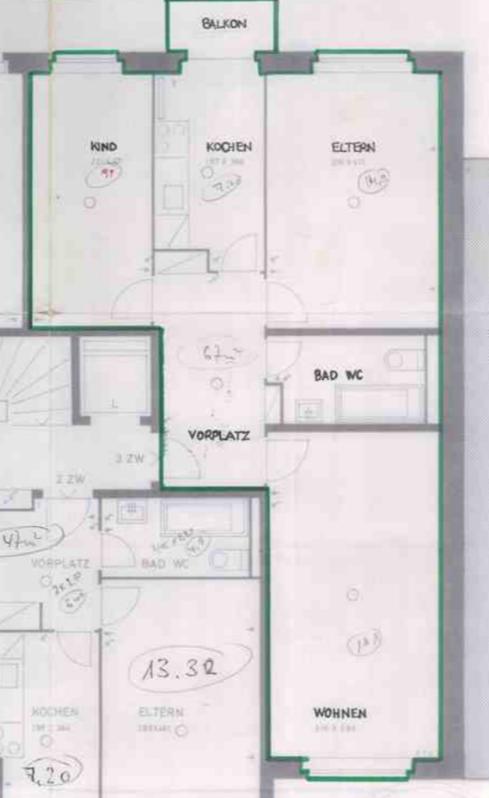 Sanierte 2.5-Zimmerwohnung im Iselin-Quartier !!! 2
