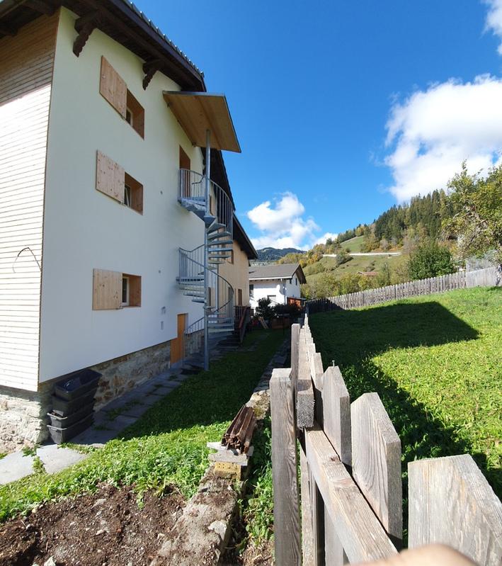 4 Zimmer Wohnung im Herzen  Graubündens  2