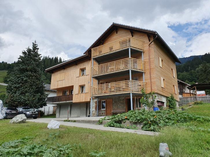4 Zimmer Wohnung im Herzen  Graubündens  3