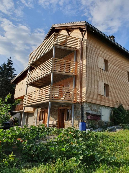 4 Zimmer Wohnung im Herzen  Graubündens  4