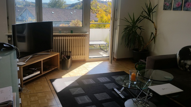 Möbilierte Schöne Geräumige 3,5 Zimmer Wohnung in Effretikon 3