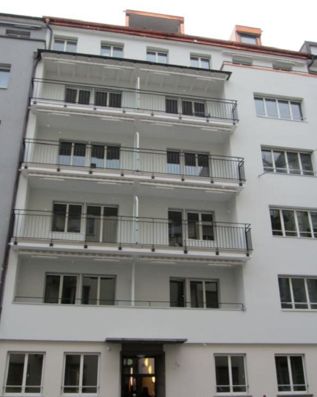 Gemütliche, helle 2.5-Zimmer-Wohnung mit Balkon 6003 Luzern