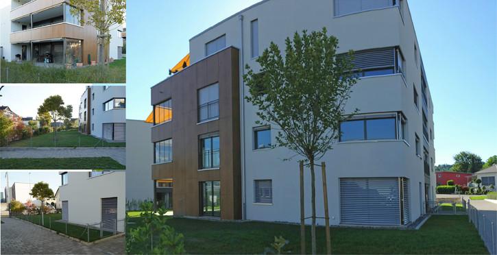 Grosszügige 3.5-Zimmer Wohnung (Jg. 2015) mit grossem Garten 5035 Unterentfelden