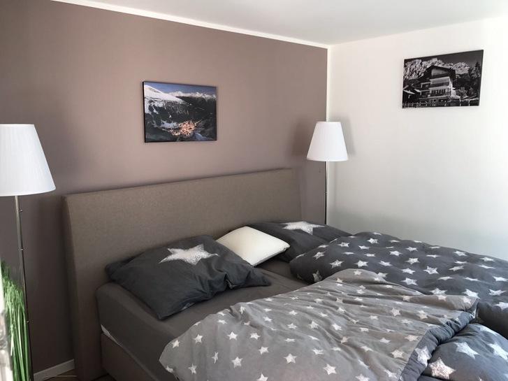 RHODANIA, neu ausgebaute & helle 3.5-Zimmerwohnung mit Süd-Terrasse im Zentrum von Leukerbad 3954 Leukerbad