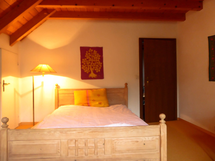 Helles Zimmer zu vermieten in ruhiger Lage 9470 Werdenberg