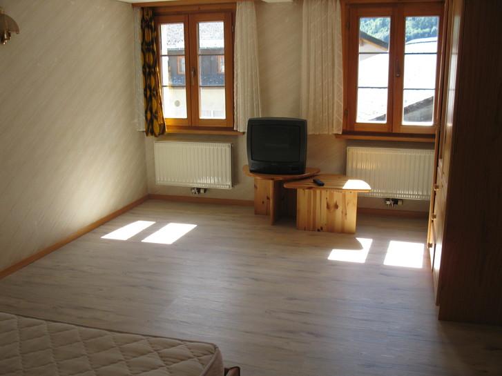 BITOTZ, gemütliche 2-Zimmerwohnung im Zentrum von Leukerbad 2