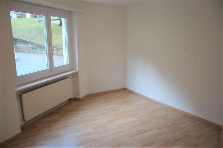 Haus Majesta, geräumige 2.5 Zimmerwohnung mit Südbalkon 3954 Leukerbad