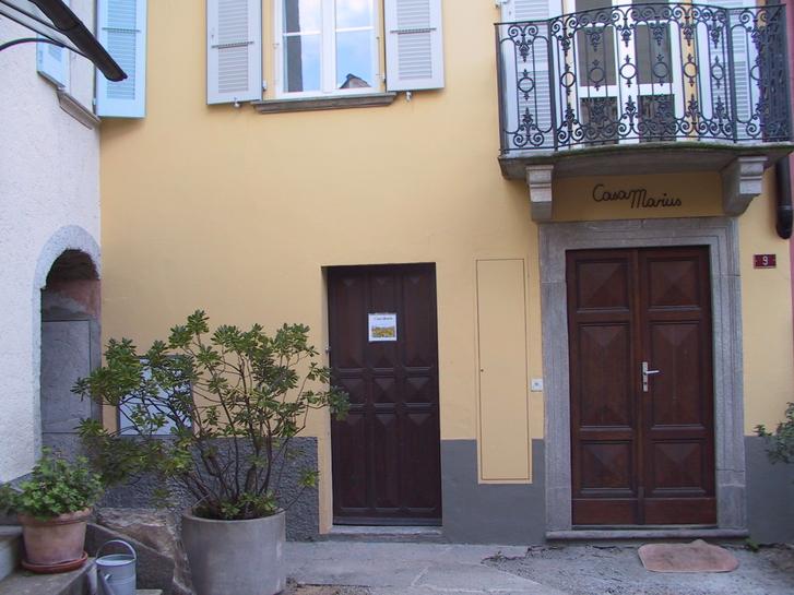 2 Stockwerk Wohnung in einem romantischen Tessiner Dorf ganzjährig zu vermieten 4