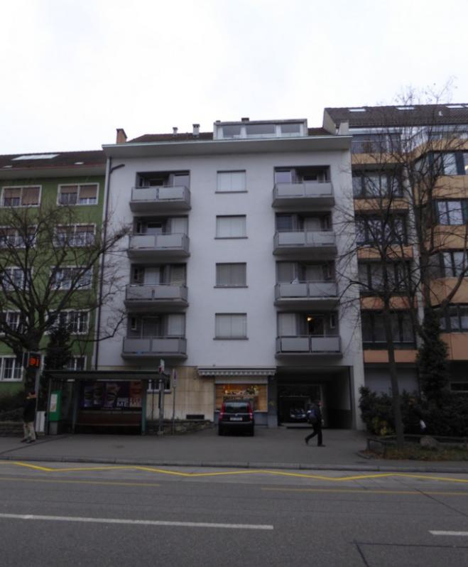 Moderne 1.5-Zimmerwohnung nähe Schützenmattpark !!! 4051 Basel