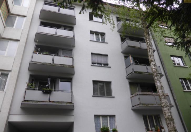 Moderne 1.5-Zimmerwohnung nähe Schützenmattpark !!! 2