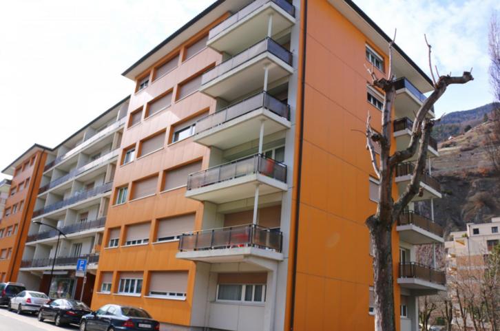 Spacieux appartement 2.5 pièces! 1920 Martigny