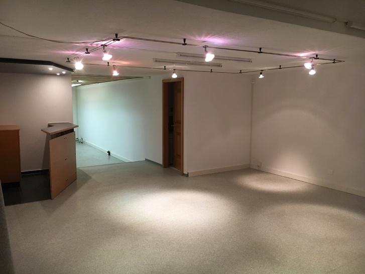 Atelier, Büro 2