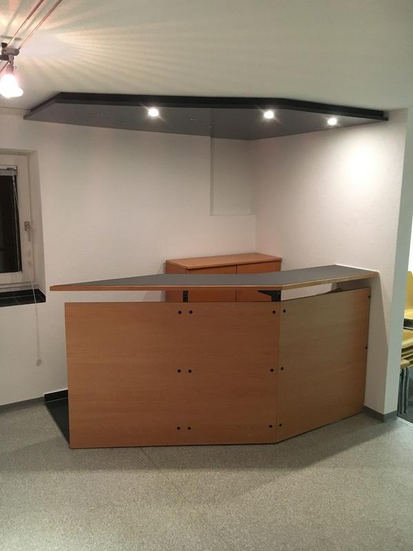 Atelier, Büro 4