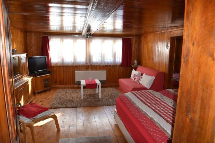 Heimelige 2.5 Zimmer-Ferienwohnung im Wallis / Saas-Balen  zu vermieten 2