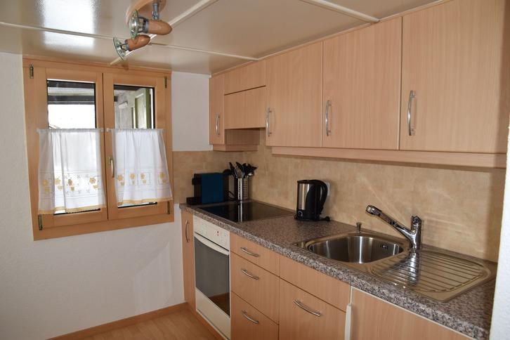 Heimelige 2.5 Zimmer-Ferienwohnung im Wallis / Saas-Balen  zu vermieten 4