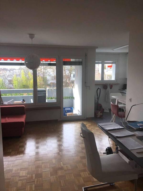 1 Zimmerwohnung Zürich , 1. OG , ca 39 m^2 4