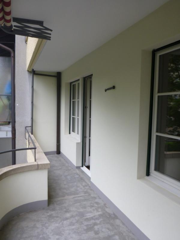 Grosszügige 1.5-Zimmer Wohnung mit sonnigem Balkon! 2