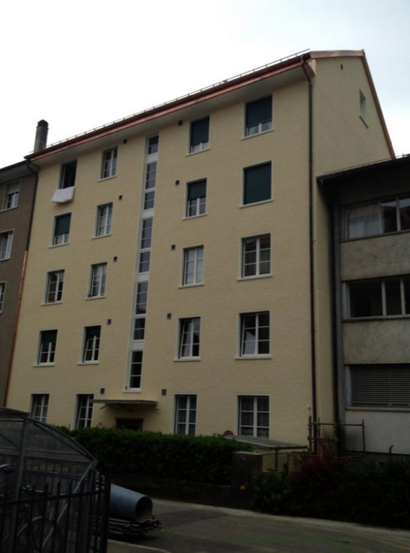 Grosszügige 1.5-Zimmer Wohnung mit sonnigem Balkon! 3