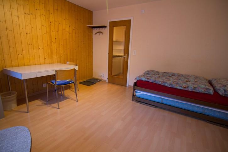 Haus SALUTE, gemütliches Studio im Parterre, mit Möbel 2