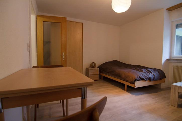 Haus SALUTE, gemütliches Studio im Erdgeschoss 3954 Leukerbad