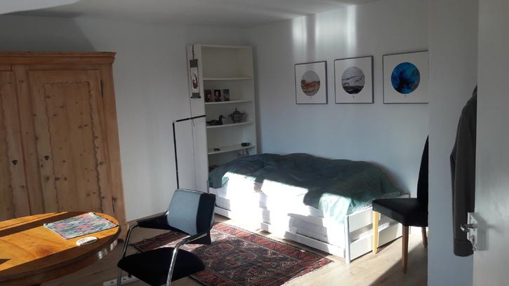 2 Zimmerwohnung in Hünibach 4