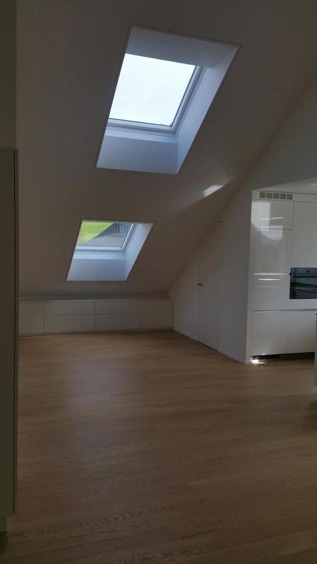 Super Dachwohnung mit Aussicht ins Grüne  9050 Appenezell Eggerstanden