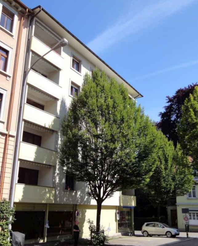 2.5 Zimmer-Wohnung Nähe Stadtzentrum! 9000 St. Gallen
