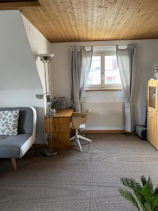 Gemütliche 1,5 Zimmerwohnung mit Cheminée in ruhiger Wohnlage Burgdorf