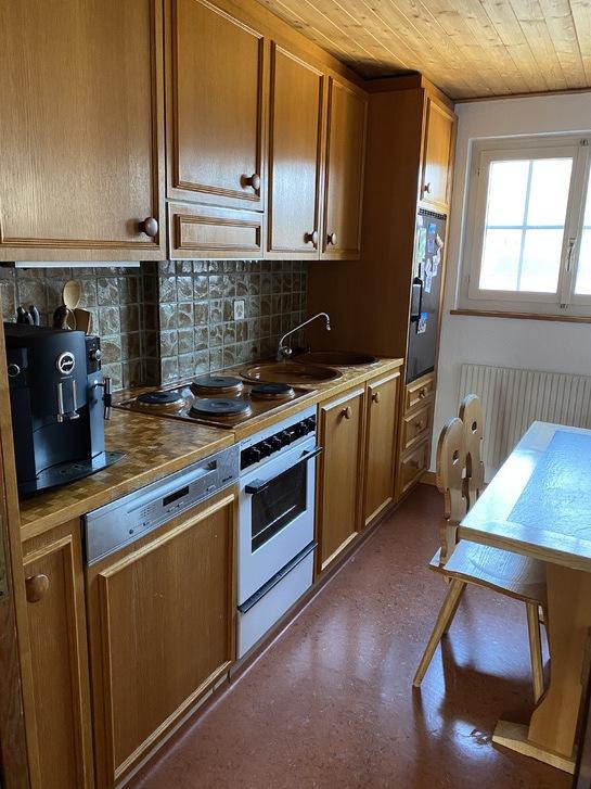 Gemütliche 1,5 Zimmerwohnung mit Cheminée in ruhiger Wohnlage 3