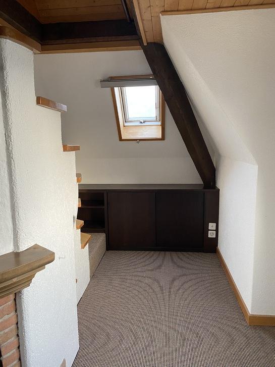 Gemütliche 1,5 Zimmerwohnung mit Cheminée in ruhiger Wohnlage 4