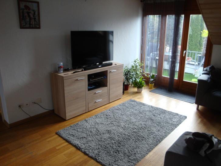 3-Zimmerdachwohnung in Leibstadt 3