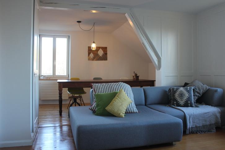 3.5 Zimmer Altbau renoviert Winterthur Töss 2