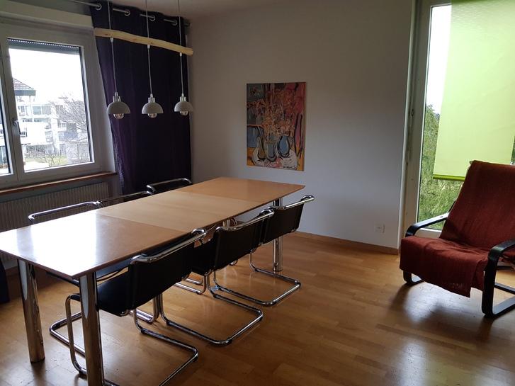 5 Zimmer-Wohnung in Stadtgrenze Zürich-Witikon (Pfaffhausen) mieten Zürich
