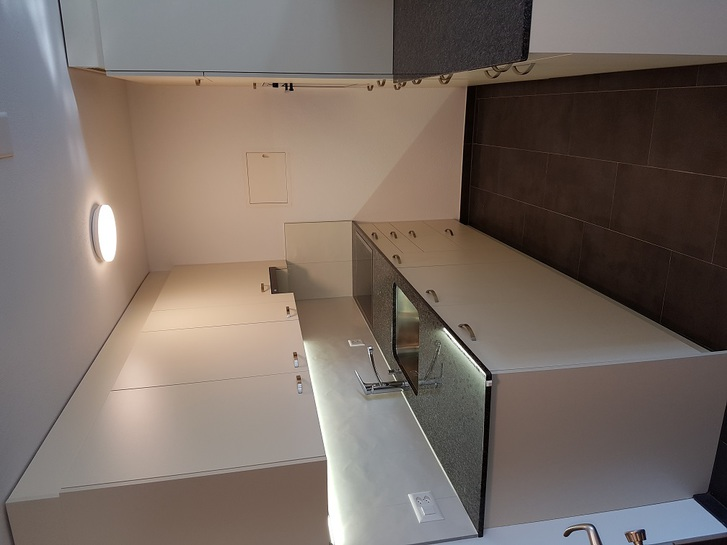 Neu renovierte 2 1/2 Zi-Wohnung 2