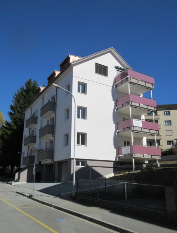 Moderne 2.5 Zimmer-Wohnung im 3. Obergeschoss  6006 Luzern