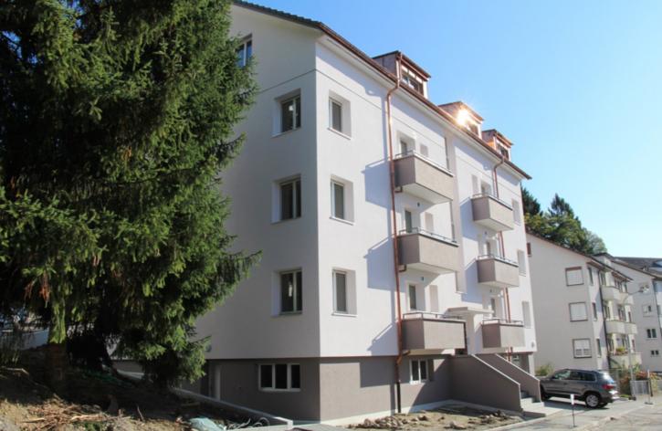 Moderne 2.5 Zimmer-Wohnung im 3. Obergeschoss 2