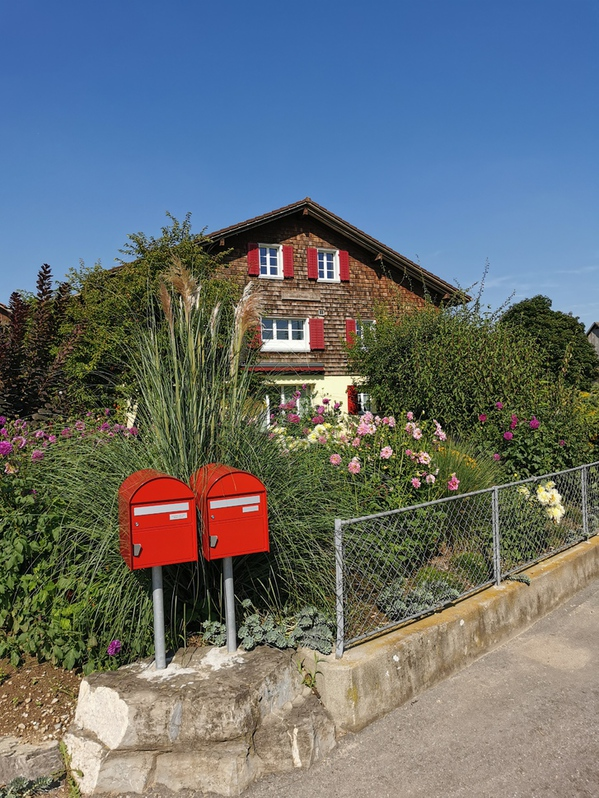 Ländlich wohnen nur 15Min.bis Zug & Luzern 5645 Fenkrieden