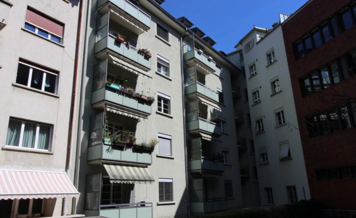 Zentral gelegene 2.5-Zimmerwohnung mit Balkon !!! 2502 Biel/Bienne