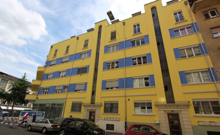 Zentral gelegene 2.5-Zimmerwohnung mit Balkon !!! 2