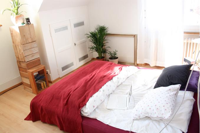 3 Zimmer-Wohnung Thun in einem 3-Familienhaus im 2. Stock 3600 Thun