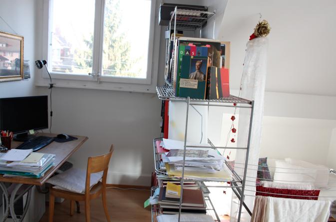 3 Zimmer-Wohnung Thun in einem 3-Familienhaus im 2. Stock 2