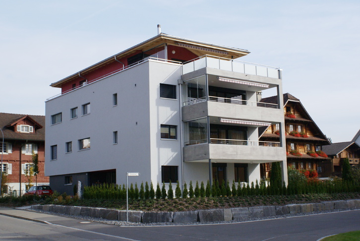 3 1/2 Zimmer Maisonette Wohnung in Ruswil 6017 Ruswil