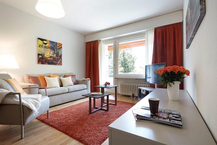 1-Zimmer-Wohnung, Erdgeschoss 2