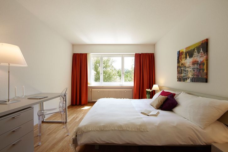 1-Zimmer-Wohnung, Erdgeschoss 3