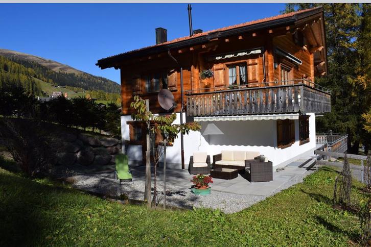 2.5 Zimmerwohnung Davos Glaris 7277 Davos Glaris
