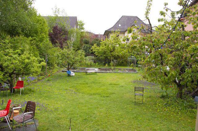 2er WG Zimmer in heller Wohnung mit Balkon und Garten 5000 Aarau
